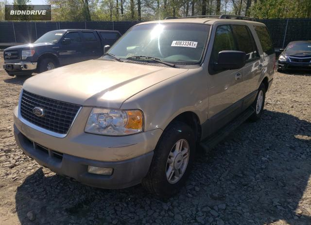 Lot #1688219487 2005 FORD EXPEDITION salvage car