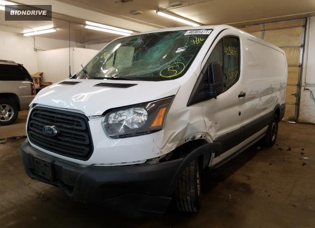 Lot #1688691601 2015 FORD TRANSIT T- salvage car