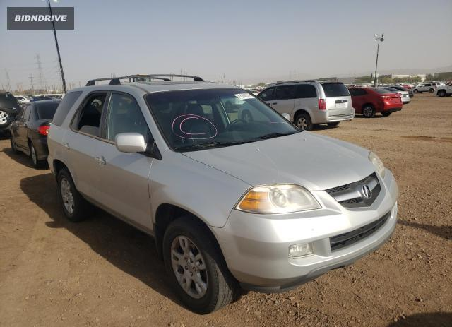 Lot #1690362891 2005 ACURA MDX TOURIN salvage car