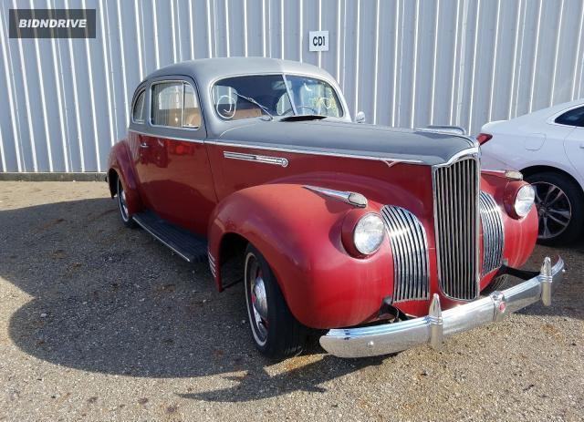 Lot #1690407881 1941 PACKARD COUPE salvage car