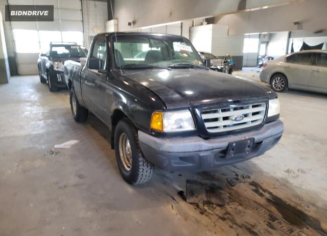 Lot #1691267097 2001 FORD RANGER salvage car