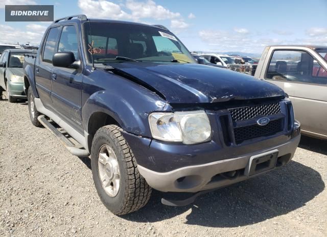 Lot #1691812147 2002 FORD EXPLORER S salvage car