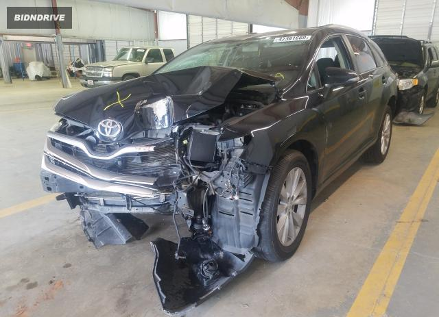 Lot #1692318627 2013 TOYOTA VENZA LE salvage car