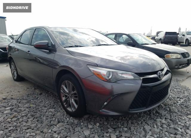 Lot #1692357977 2017 TOYOTA CAMRY LE salvage car