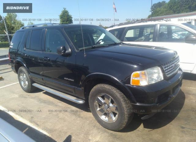 Lot #1693929217 2004 FORD EXPLORER LIMITED salvage car
