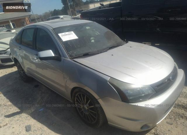 Lot #1693929577 2010 FORD FOCUS SES salvage car