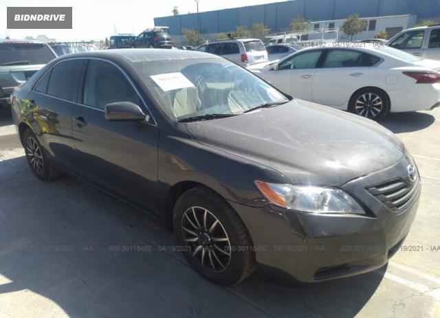 Lot #1693930364 2008 TOYOTA CAMRY LE salvage car