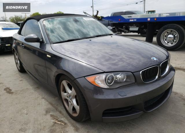 Lot #1694024694 2008 BMW 135 I salvage car