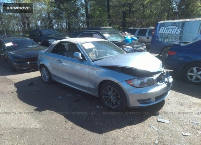 Lot #1694453784 2010 BMW 1 SERIES 128I salvage car