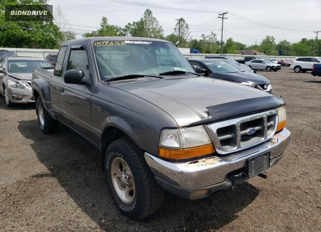 Lot #1709480107 2000 FORD RANGER SUP salvage car
