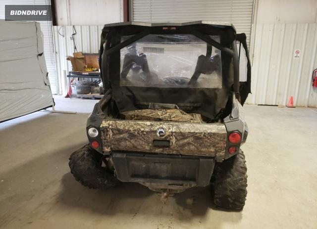 Lot #1709500634 2016 CAN-AM COMMANDER salvage car