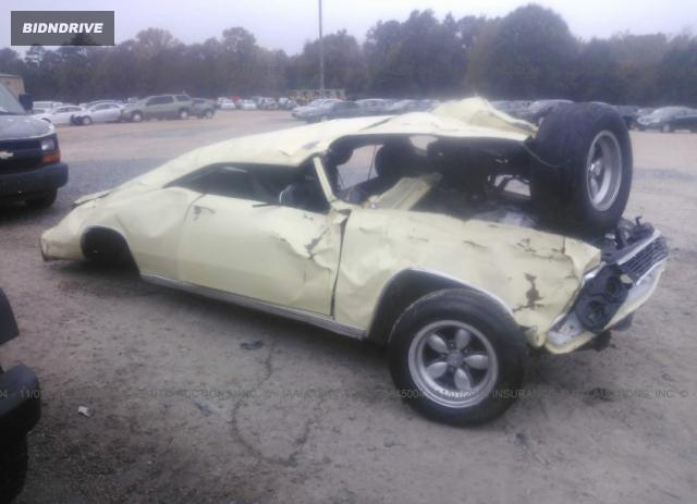 Lot #1711778764 1966 CHEVROLET CHEVELLE SS salvage car
