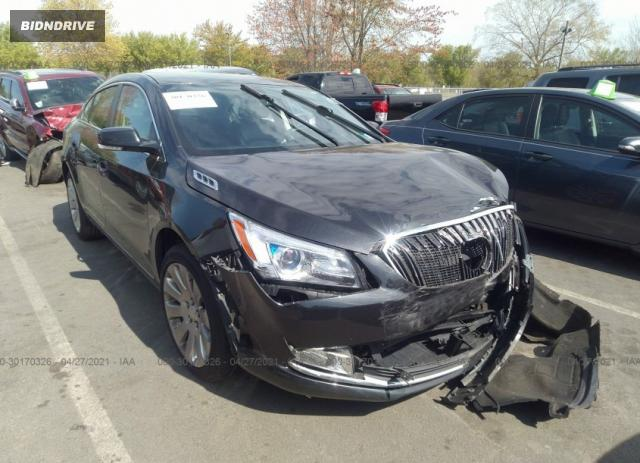Lot #1714212241 2015 BUICK LACROSSE LEATHER salvage car
