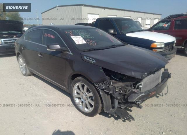 Lot #1715238511 2014 BUICK LACROSSE LEATHER salvage car