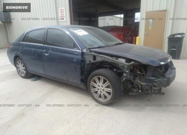 Lot #1715239881 2007 TOYOTA AVALON XL/TOURING/XLS/LIMITED salvage car