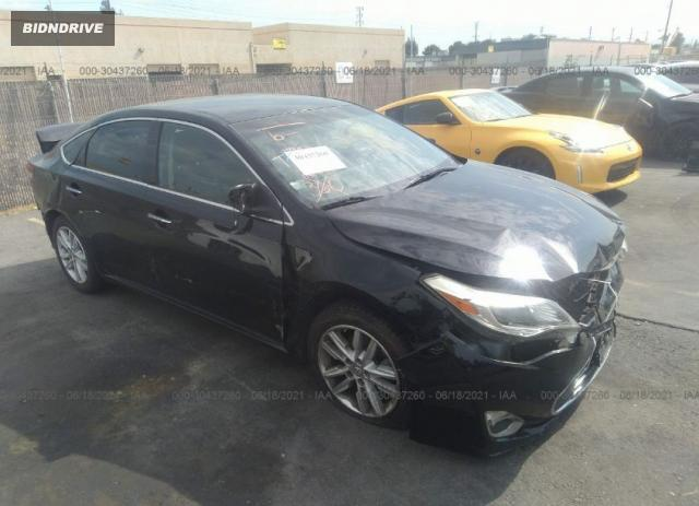 Lot #1716140081 2013 TOYOTA AVALON XLE/LIMITED salvage car