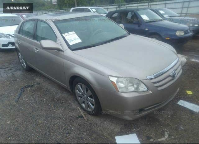 Lot #1716629221 2006 TOYOTA AVALON XL/TOURING/XLS/LIMITED salvage car