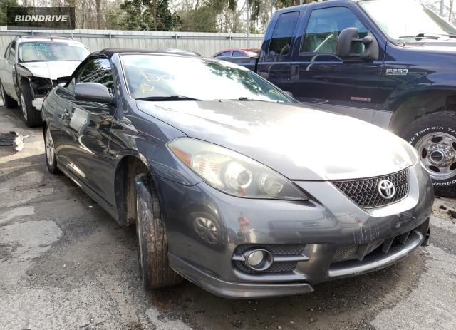 Lot #1719141514 2007 TOYOTA CAMRY SOLA salvage car