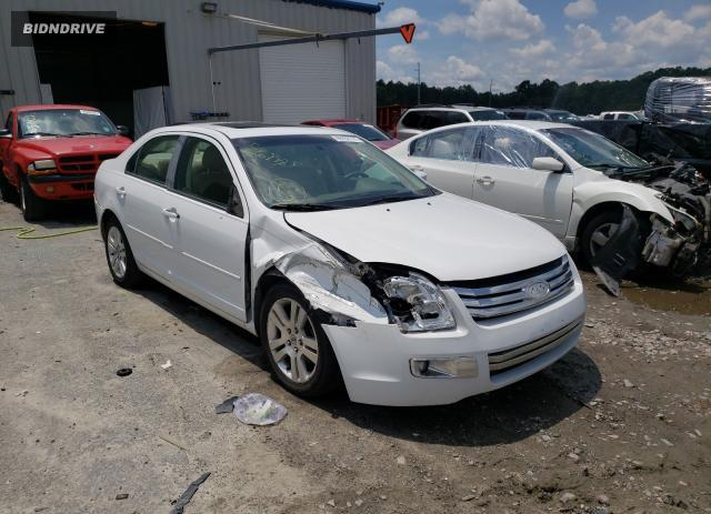 Lot #1719991644 2006 FORD FUSION SEL salvage car