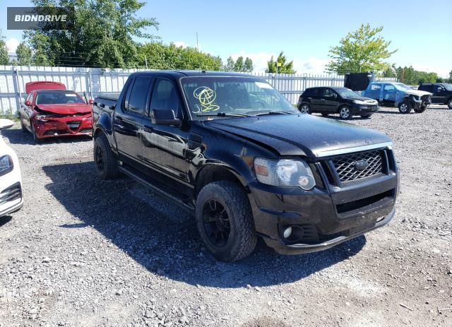 Lot #1720071587 2009 FORD EXPLORER S salvage car