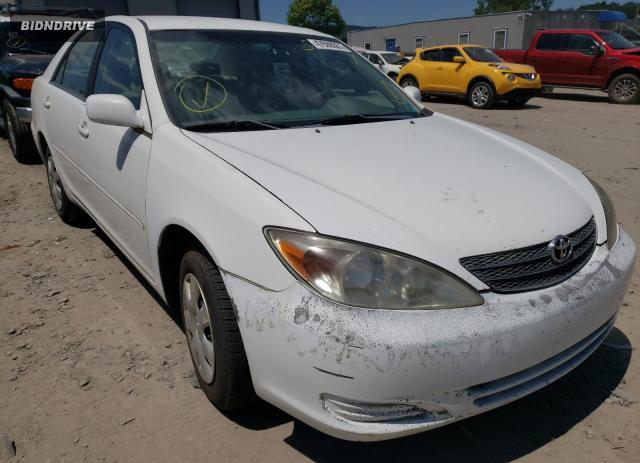 Lot #1720130267 2003 TOYOTA CAMRY LE salvage car