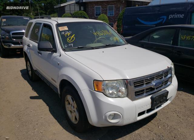 Lot #1722753441 2008 FORD ESCAPE HEV salvage car
