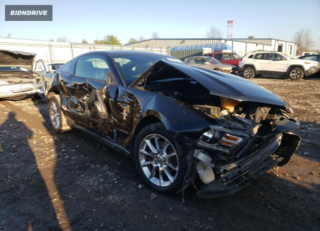 Lot #1723316374 2011 FORD MUSTANG salvage car