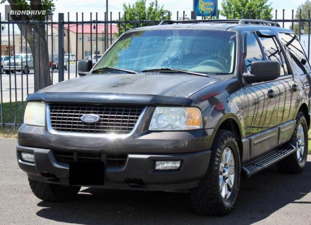 Lot #1724351874 2006 FORD EXPEDITION salvage car