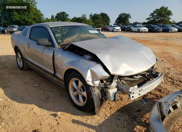 Lot #1726254577 2009 FORD MUSTANG salvage car