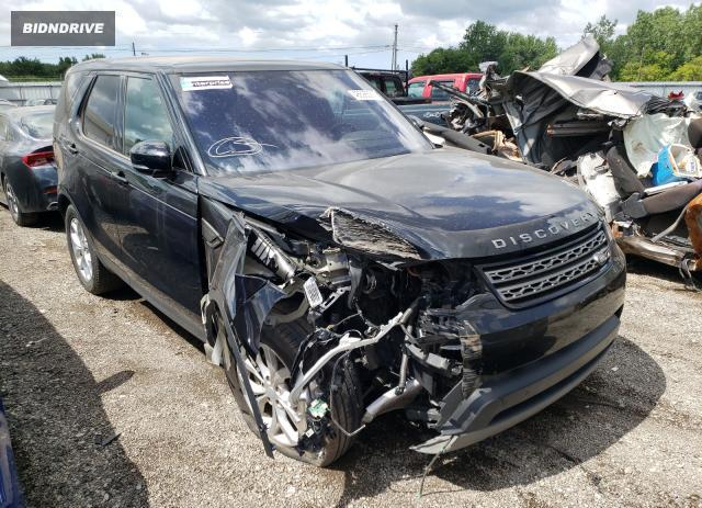 Lot #1726274927 2020 LAND ROVER DISCOVERY salvage car