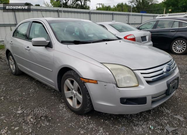 Lot #1726762954 2009 FORD FUSION SE salvage car