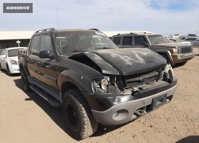 Lot #1727273844 2002 FORD EXPLORER S salvage car