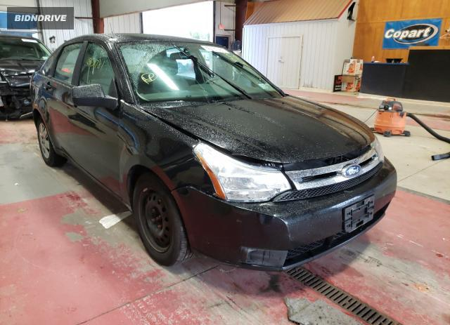 Lot #1727313971 2008 FORD FOCUS S/SE salvage car