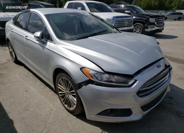 Lot #1728309784 2013 FORD FUSION SE salvage car