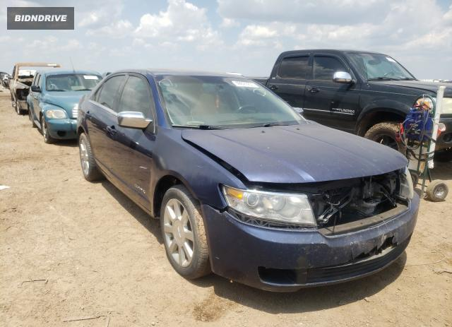 Lot #1729906944 2006 LINCOLN ZEPHYR salvage car
