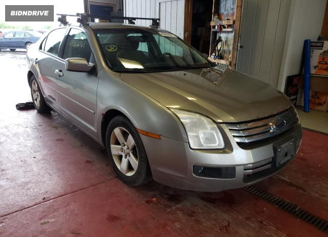 Lot #1729936624 2009 FORD FUSION SE salvage car