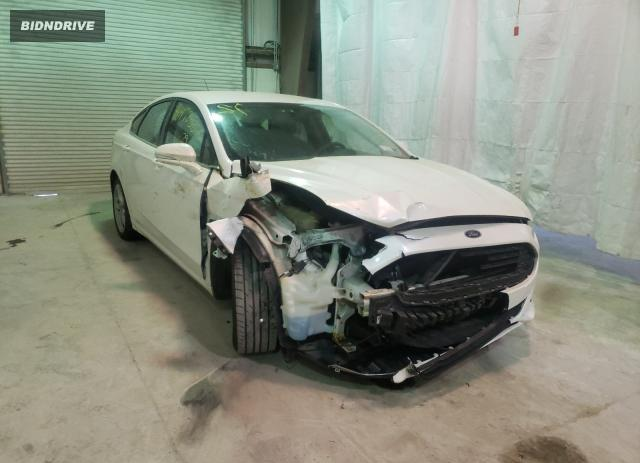 Lot #1730816704 2016 FORD FUSION SE salvage car