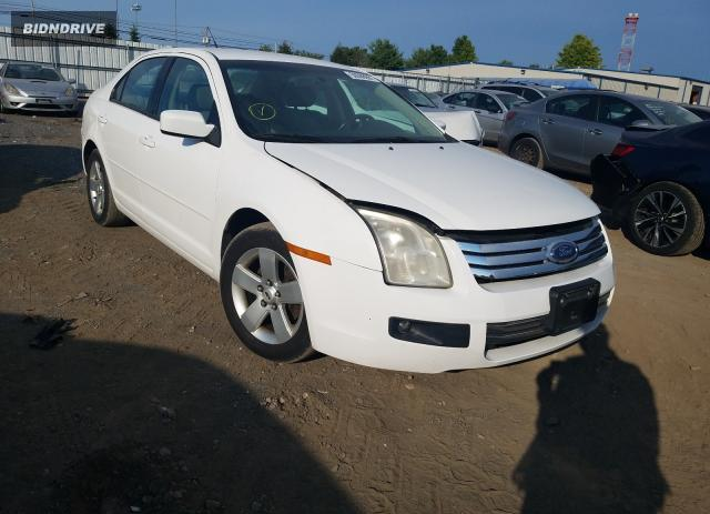 Lot #1730841387 2007 FORD FUSION SE salvage car