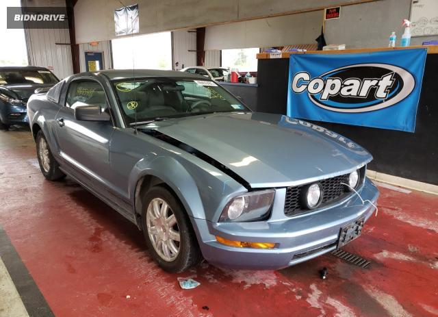Lot #1731395251 2006 FORD MUSTANG salvage car