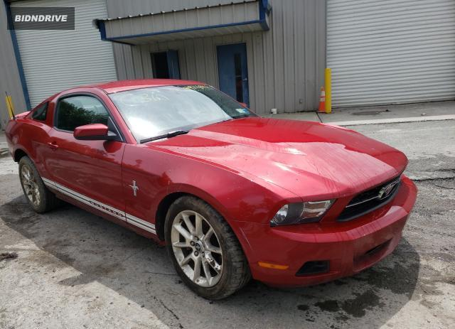 Lot #1731432704 2011 FORD MUSTANG salvage car