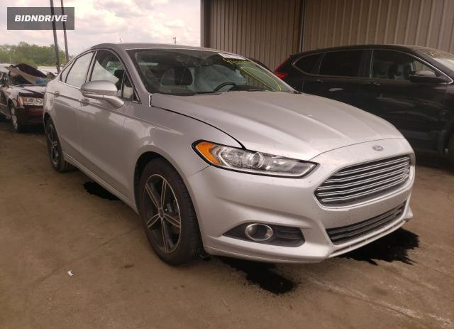 Lot #1731462487 2014 FORD FUSION SE salvage car