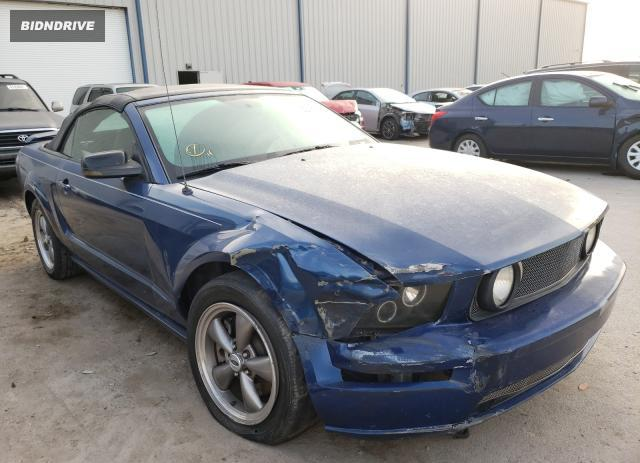 Lot #1733020311 2006 FORD MUSTANG GT salvage car
