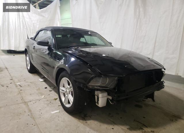 Lot #1733051054 2014 FORD MUSTANG salvage car