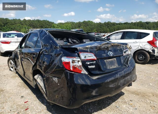Lot #1733055527 2012 TOYOTA CAMRY BASE salvage car