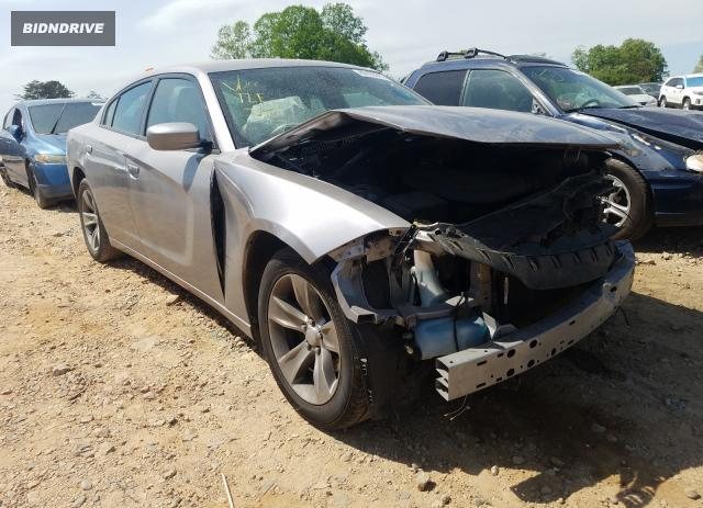 Lot #1733055564 2018 DODGE CHARGER SX salvage car