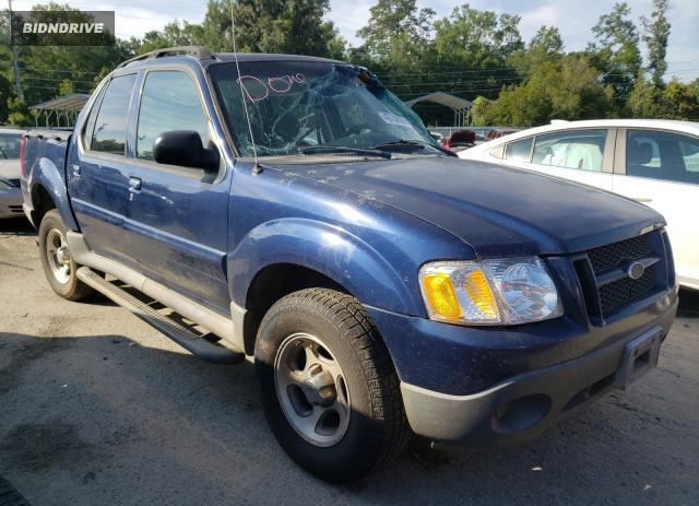 Lot #1733075564 2004 FORD EXPLORER S salvage car