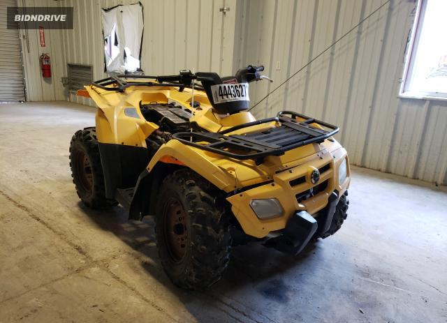 Lot #1733676867 2007 CAN-AM OUTLANDER salvage car