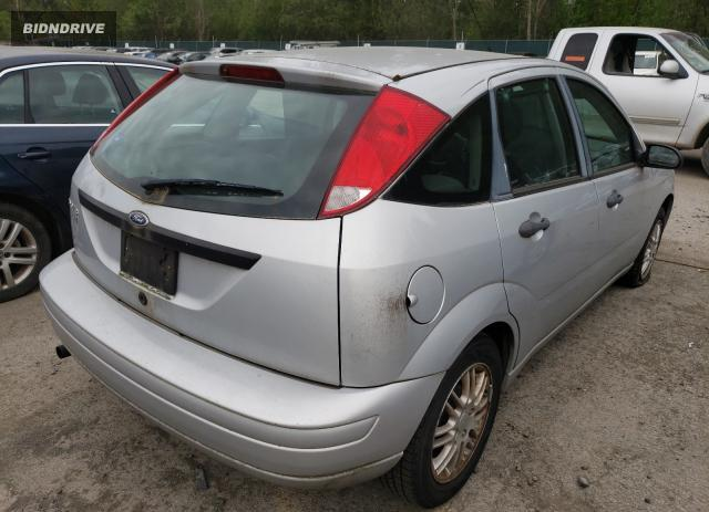 Lot #1734137604 2007 FORD FOCUS ZX5 salvage car