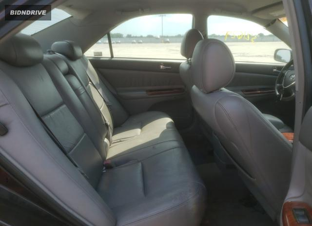 Lot #1734167547 2003 TOYOTA CAMRY LE salvage car