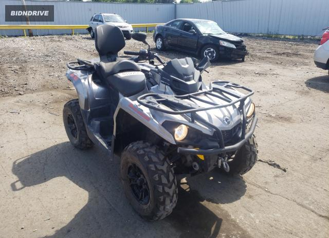 Lot #1734739754 2017 CAN-AM OUTLANDER salvage car